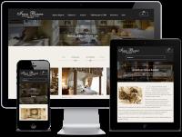 Корпоративный сайт дизайнера интерьеров Ирены Барене