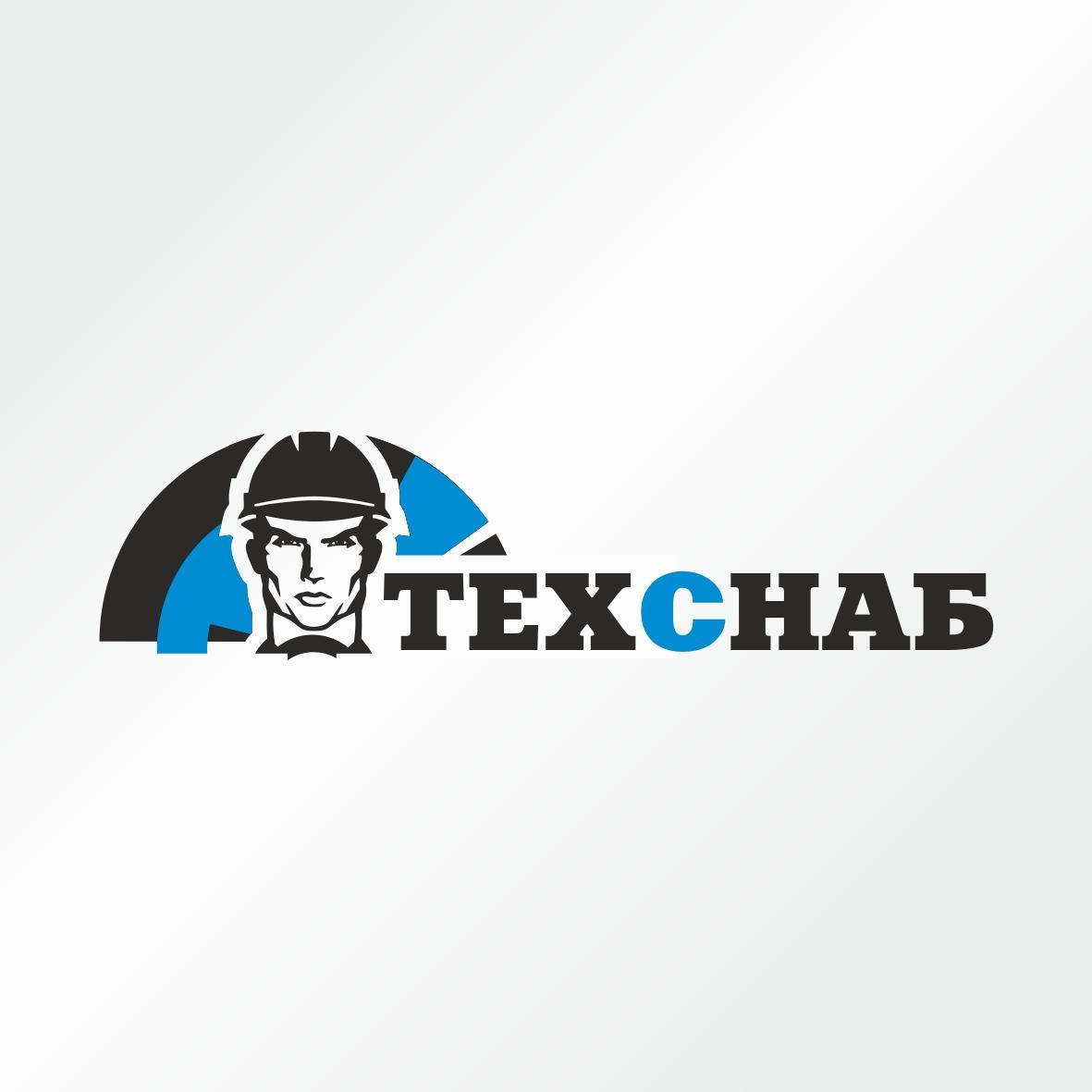 Разработка логотипа и фирм. стиля компании  ТЕХСНАБ фото f_2485b21511364220.jpg