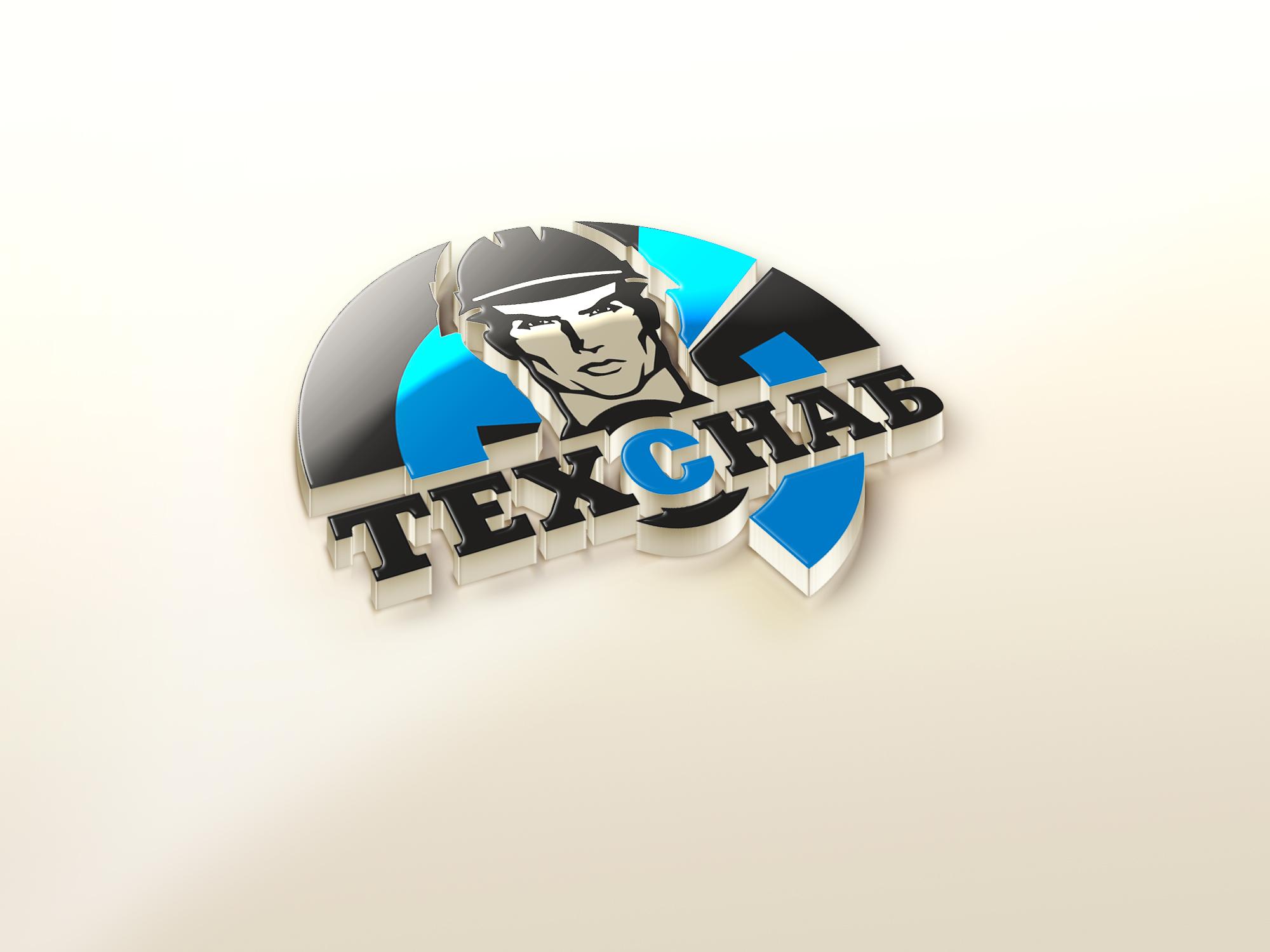 Разработка логотипа и фирм. стиля компании  ТЕХСНАБ фото f_3105b2151991159a.jpg