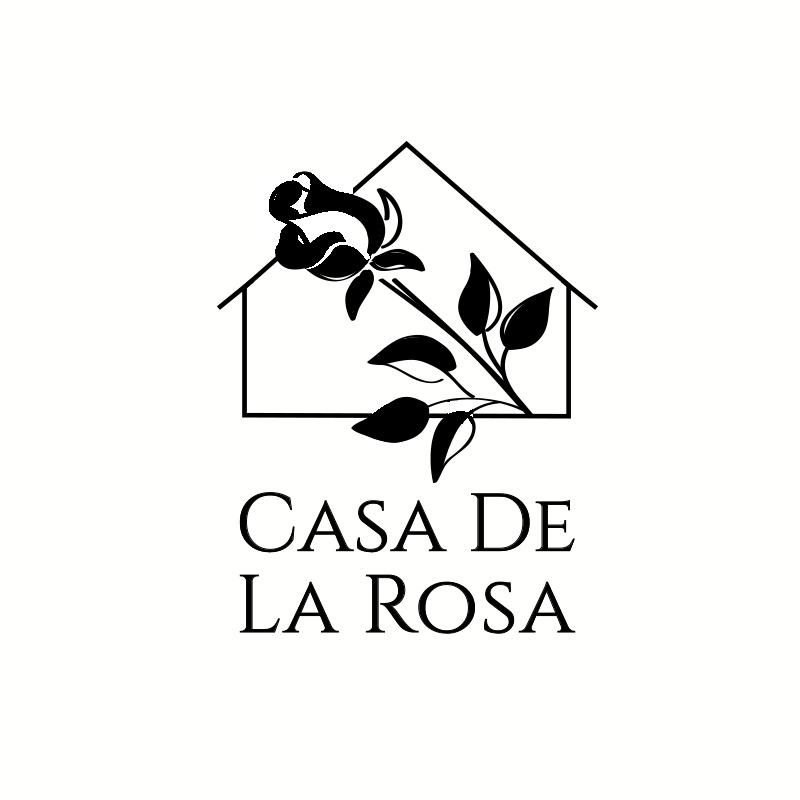 Логотип + Фирменный знак для элитного поселка Casa De La Rosa фото f_1125cd49686aa3cb.jpg