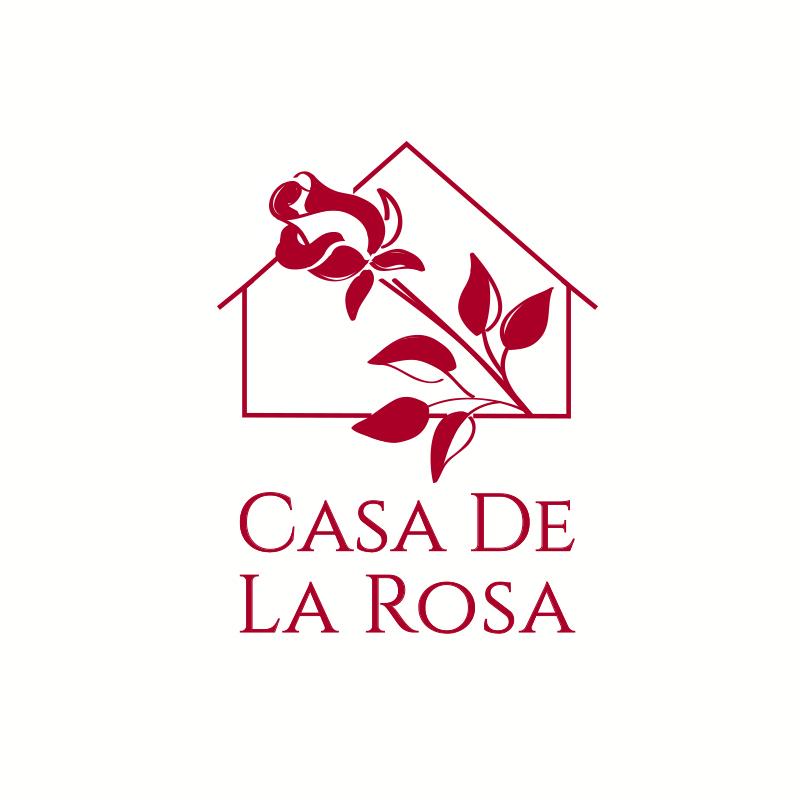 Логотип + Фирменный знак для элитного поселка Casa De La Rosa фото f_5935cd4967f31954.jpg