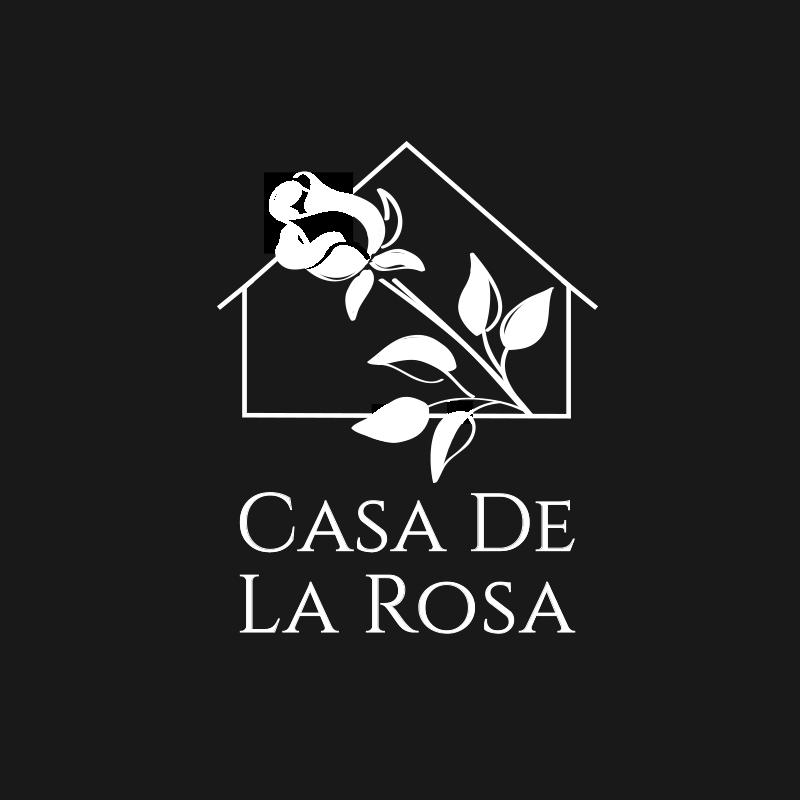 Логотип + Фирменный знак для элитного поселка Casa De La Rosa фото f_7385cd4968f28e40.jpg
