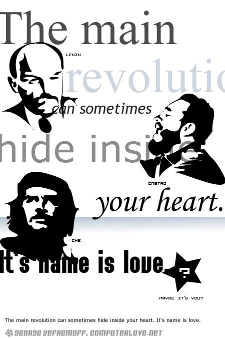 Revolution I love