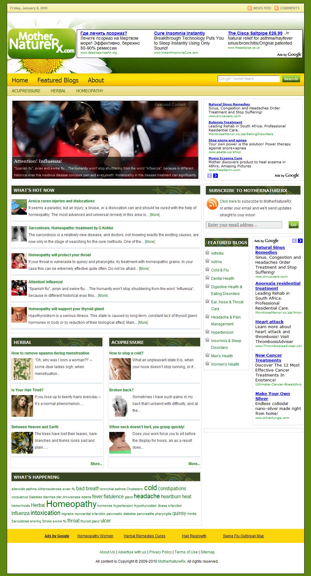 Веб-программирование, Wordpress
