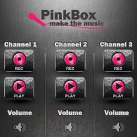 Pink Box Music Mixer
