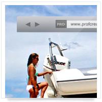 Дизайн сайта: Go Marine – Лодки и катера