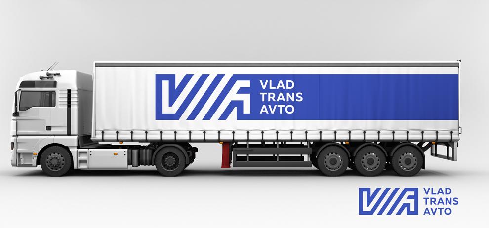 Логотип и фирменный стиль для транспортной компании Владтрансавто фото f_0815cdc38f7b267c.jpg