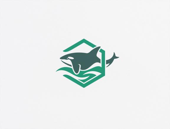 Разработка фирменного символа компании - касатки, НЕ ЛОГОТИП фото f_2975afdfc31961cd.jpg