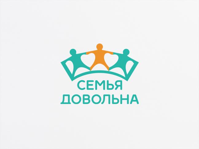 """Разработайте логотип для торговой марки """"Семья довольна"""" фото f_37059681a6883e0d.jpg"""