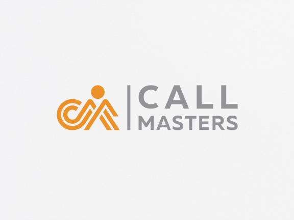 Логотип call-центра Callmasters  фото f_3835b69df62307c8.jpg