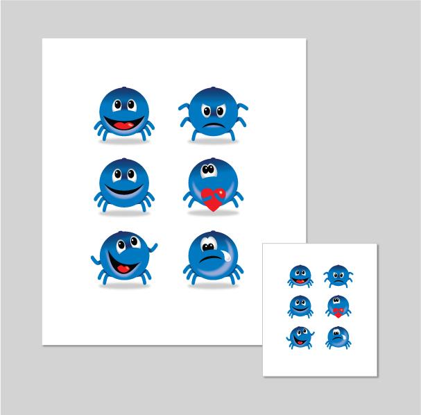 ВКонтакте проводит конкурс-тендер на создание смайлов фото f_4f051d486565c.jpg