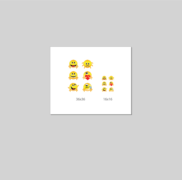 ВКонтакте проводит конкурс-тендер на создание смайлов фото f_4f08a3747596d.jpg