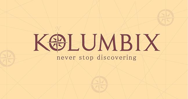 Создание логотипа для туристической фирмы Kolumbix фото f_4fb1603319f1b.jpg
