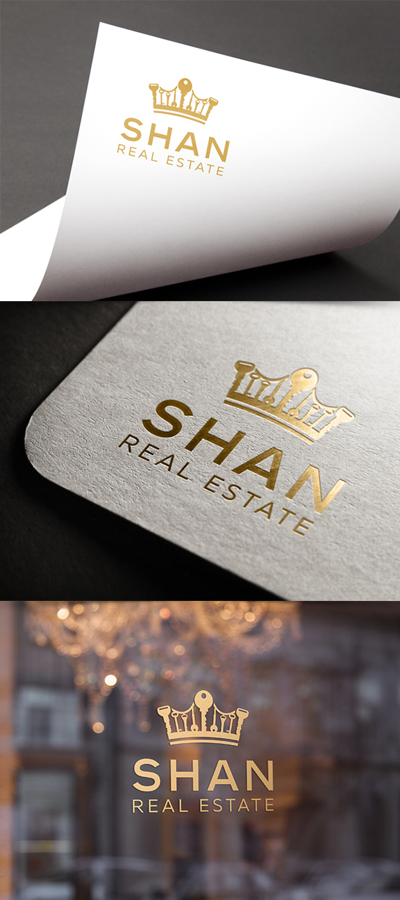 Логотип для агенство недвижемоти ШАН в Эмиратах. фото f_7055b6ed7d29219e.jpg