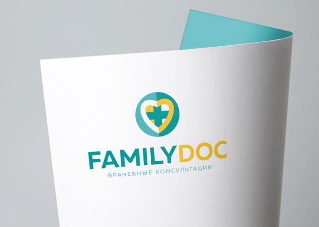 Разработка логотипа для врачебного онлайн сервиса FamilyDoc фото f_8515c2fa6744205e.jpg