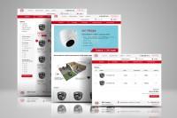 Интернет-магазин товаров для видео наблюдения