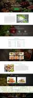 Лендинг Organic Food