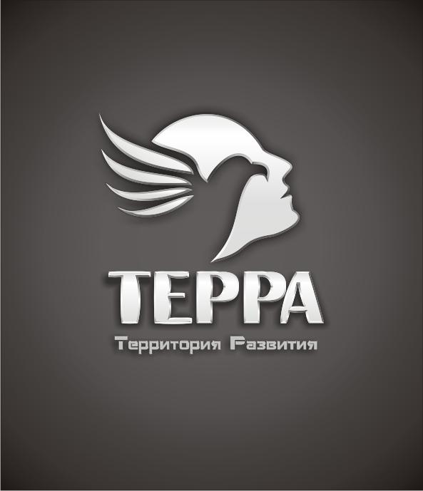 """Логотип общественного фонда """"ТЕРРА"""""""