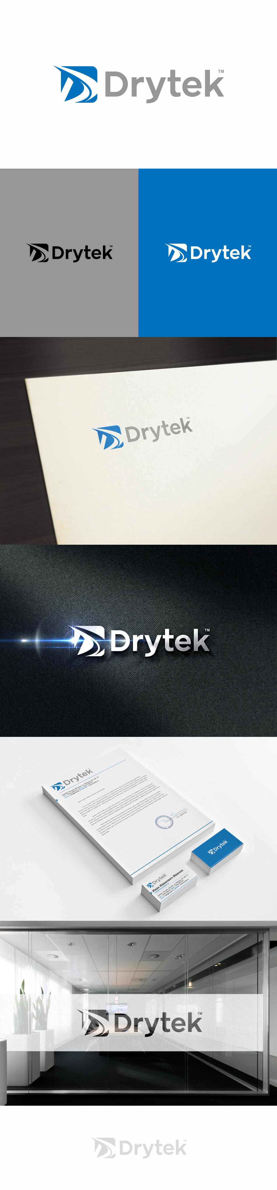 Создание логотипа для компании Drytek фото f_11859b6e3a274bd4.jpg