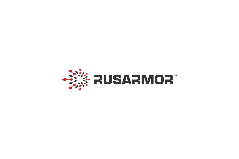 Разработка логотипа технологического стартапа РУСАРМОР фото f_2145a0ebeaa2dfc3.jpg