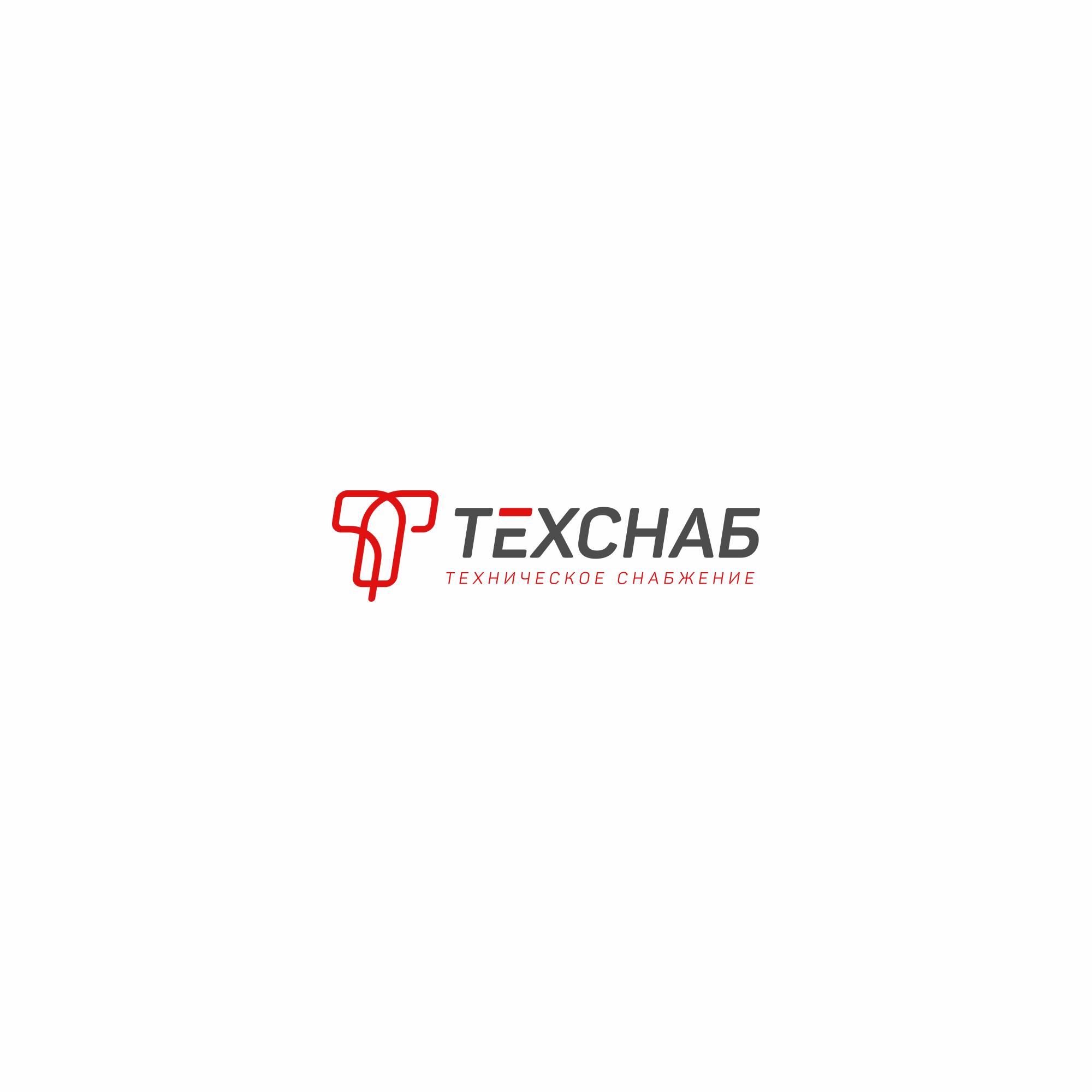Разработка логотипа и фирм. стиля компании  ТЕХСНАБ фото f_2765b220e5f6f570.jpg