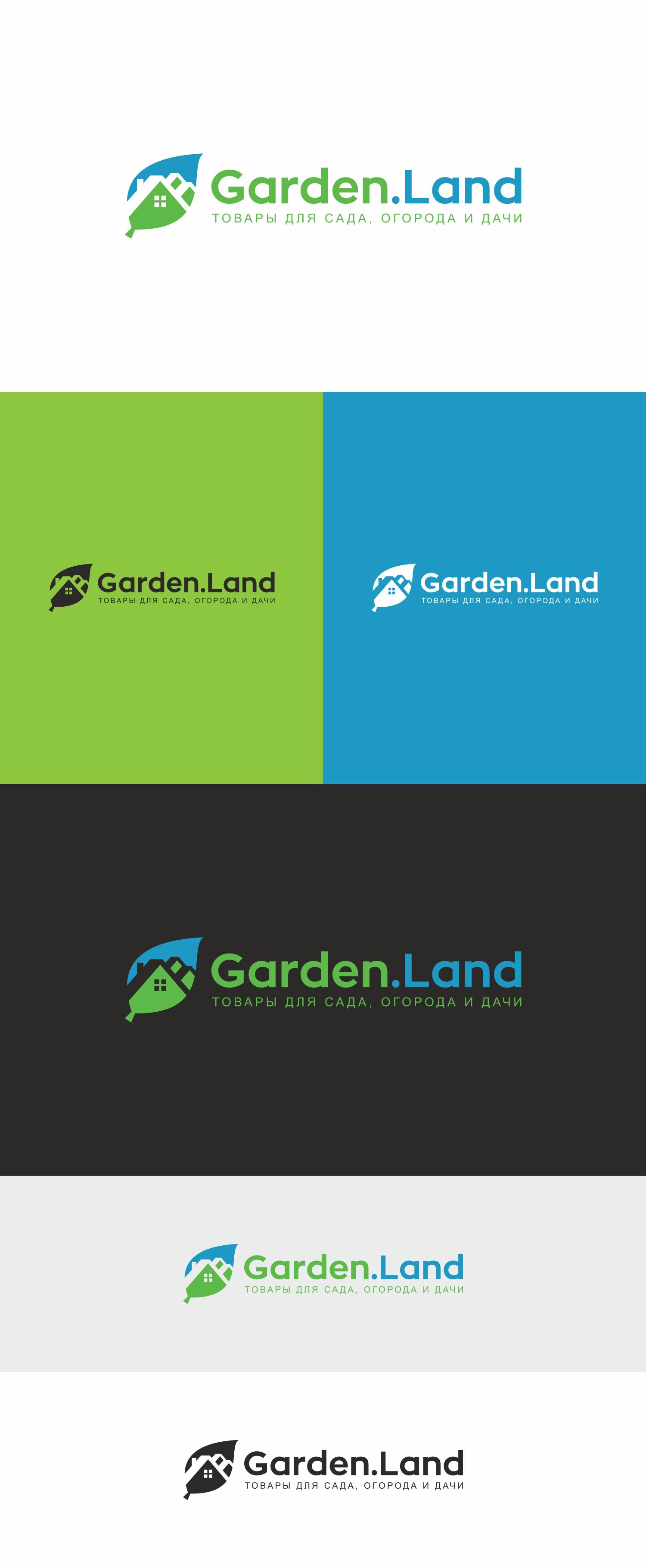 Создание логотипа компании Garden.Land фото f_339598766370d0ff.jpg