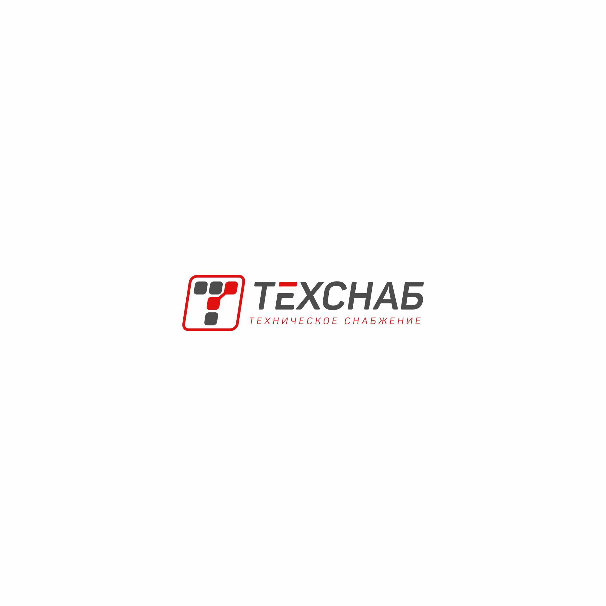 Разработка логотипа и фирм. стиля компании  ТЕХСНАБ фото f_4505b220e67236ff.jpg