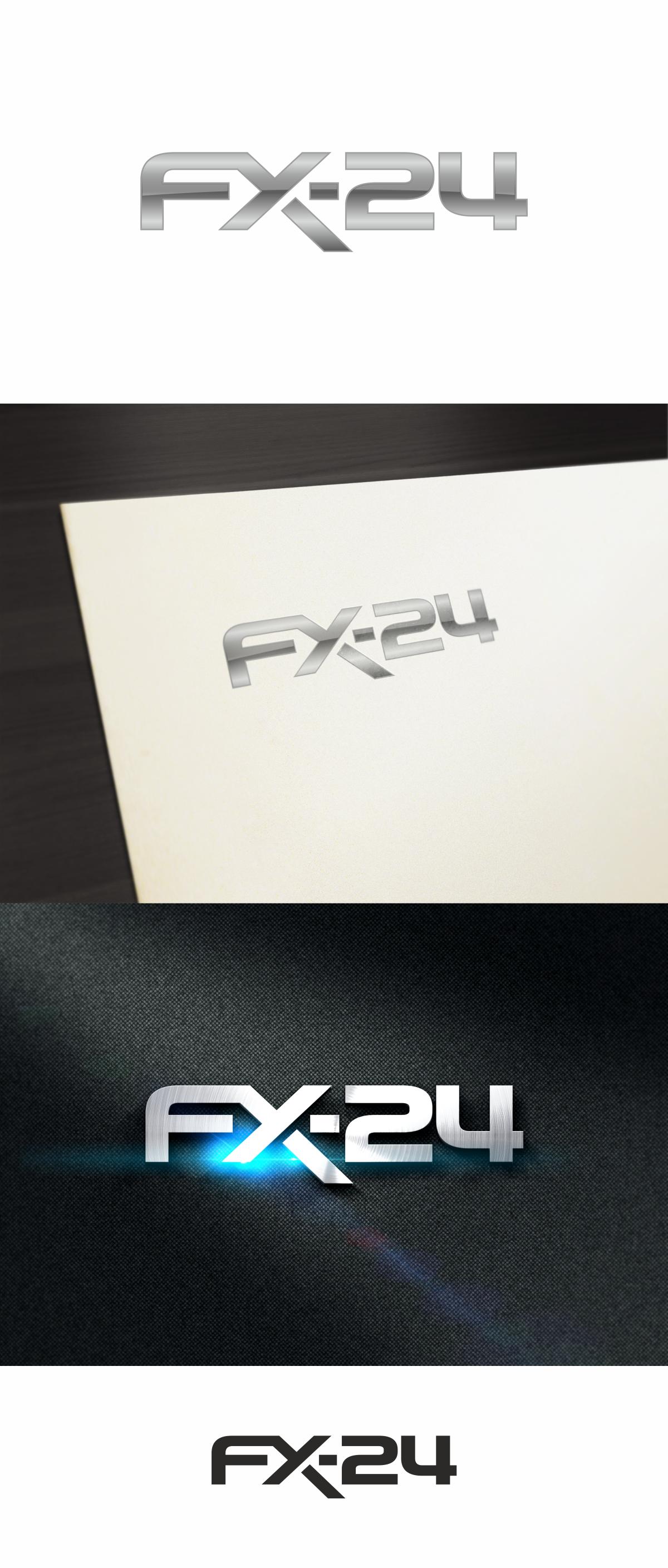 Разработка логотипа компании FX-24 фото f_577546232ba3c1aa.jpg