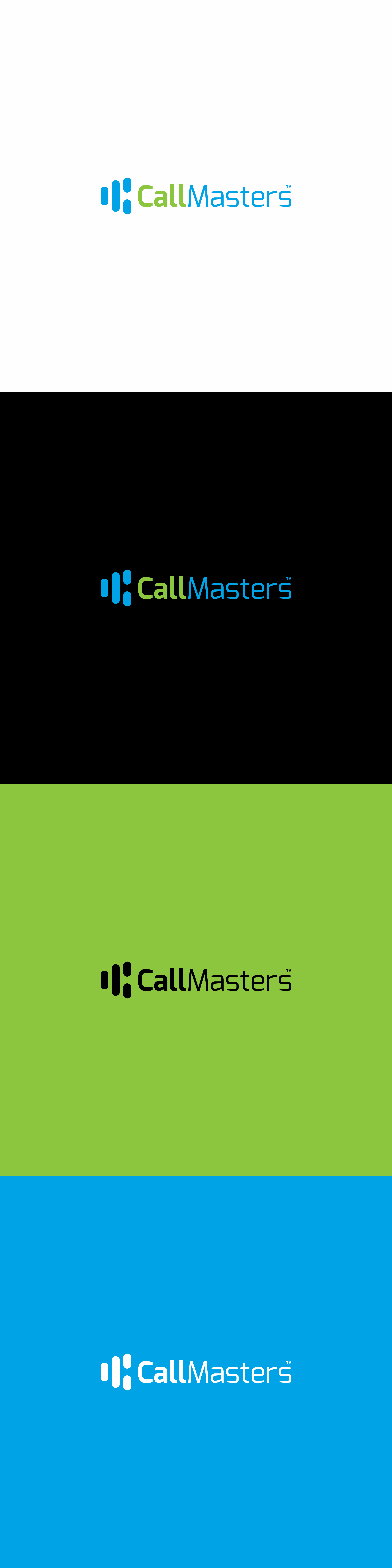 Логотип call-центра Callmasters  фото f_7545b75c9c9a3f6c.jpg