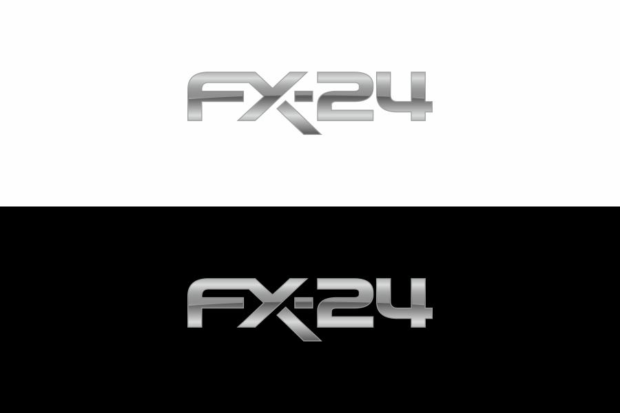 Разработка логотипа компании FX-24 фото f_819546232b355cb1.jpg