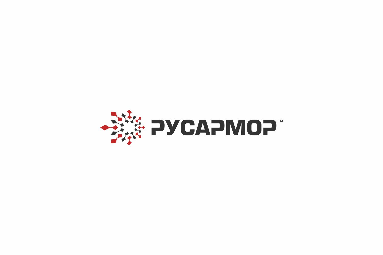 Разработка логотипа технологического стартапа РУСАРМОР фото f_9625a0ebead77e55.jpg