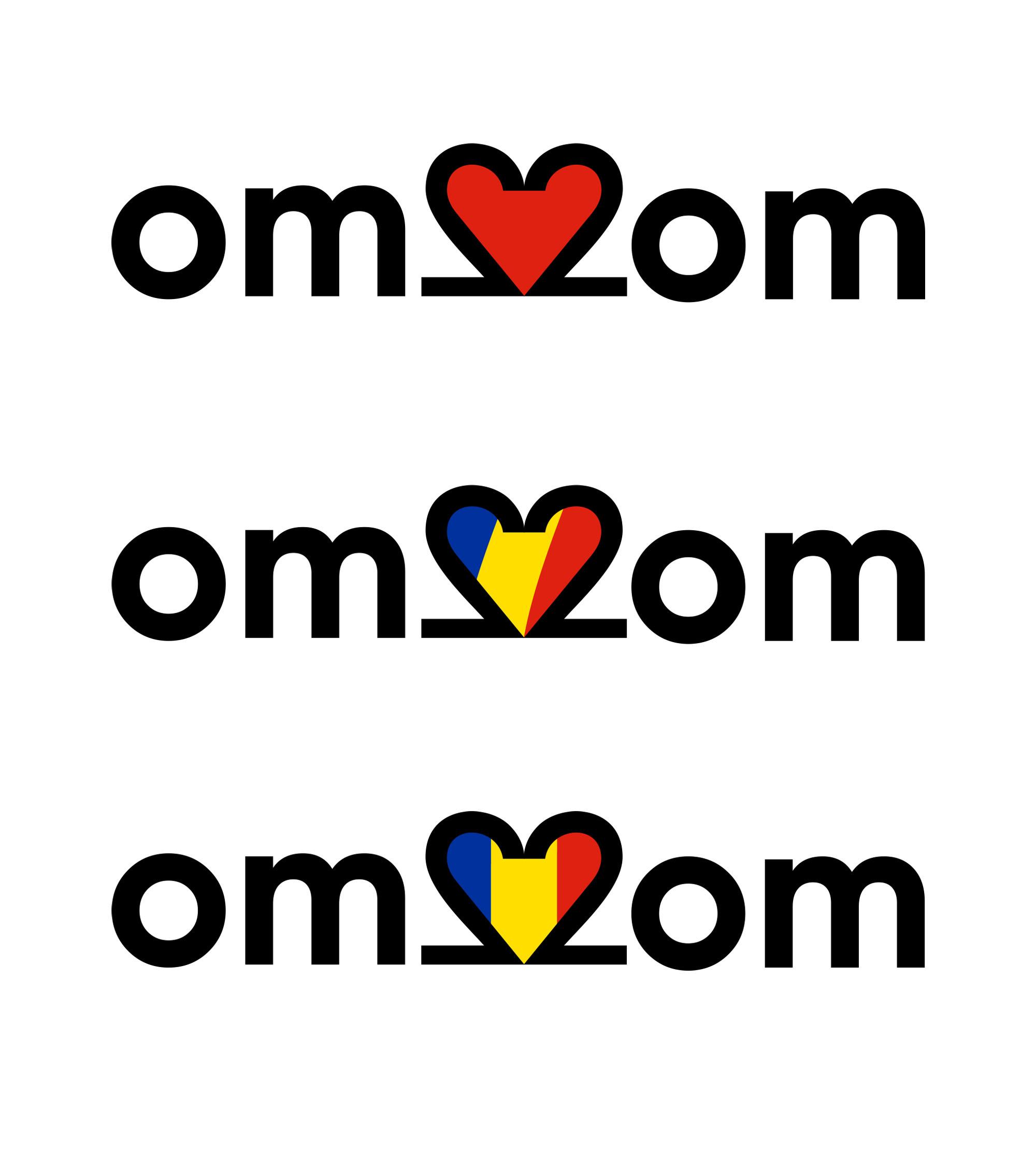 Разработка логотипа для краудфандинговой платформы om2om.md фото f_0725f588a462ce85.jpg