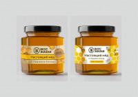 Упаковка меда для «Вкус жизни»
