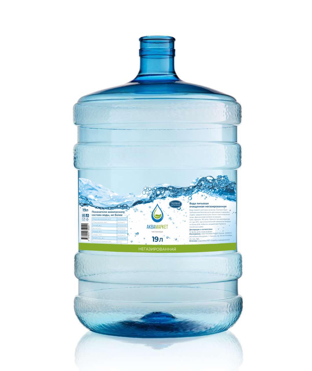 Разработка этикетки для питьевой воды в 19 литровых бутылях фото f_4315effe716c358d.jpg