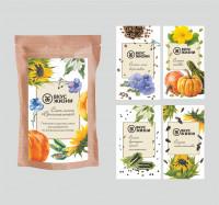 Упаковка смеси семян для «Вкус жизни»