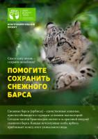 """Постер для благотворительного проекта """"Мир вокруг тебя"""""""