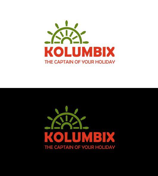 Создание логотипа для туристической фирмы Kolumbix фото f_4fb17144b1dbf.jpg