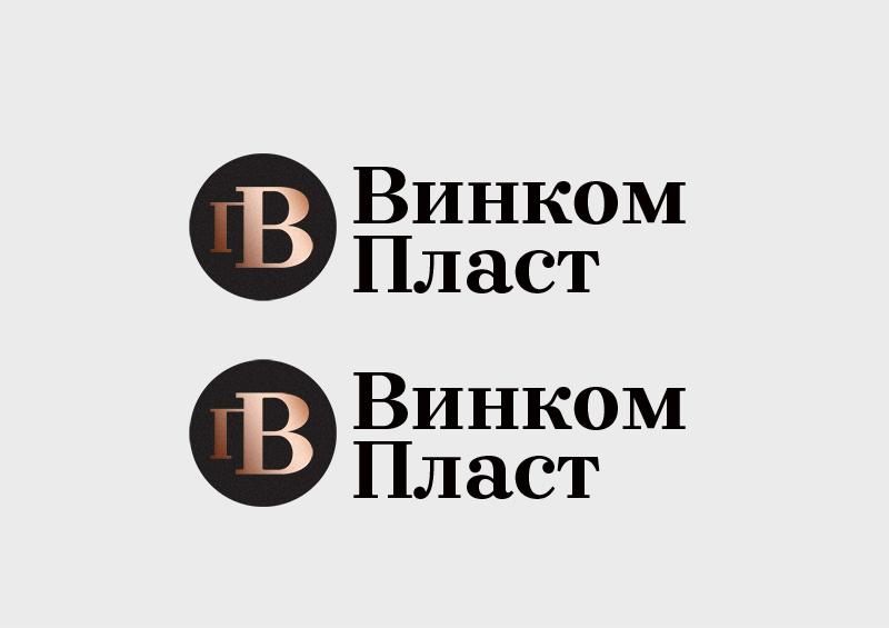 Логотип, фавикон и визитка для компании Винком Пласт  фото f_7585c3f6afe9c347.jpg