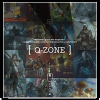 Landing page на игровую тему