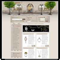 Ювелирный магазин, золотые часы