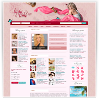Женский блог Ladytime
