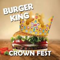 Burger King CrownFest