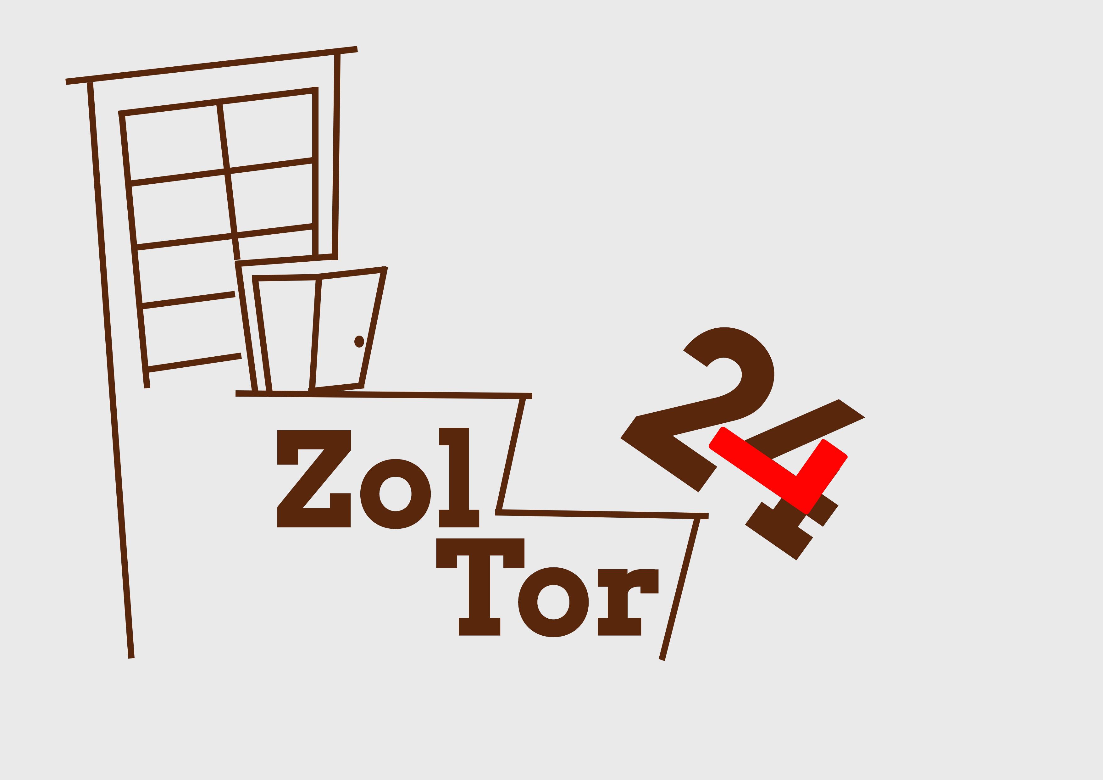 Логотип и фирменный стиль ZolTor24 фото f_6835c8684e8f1dec.jpg