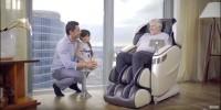 Реклама Массажного кресла для кинотеатров