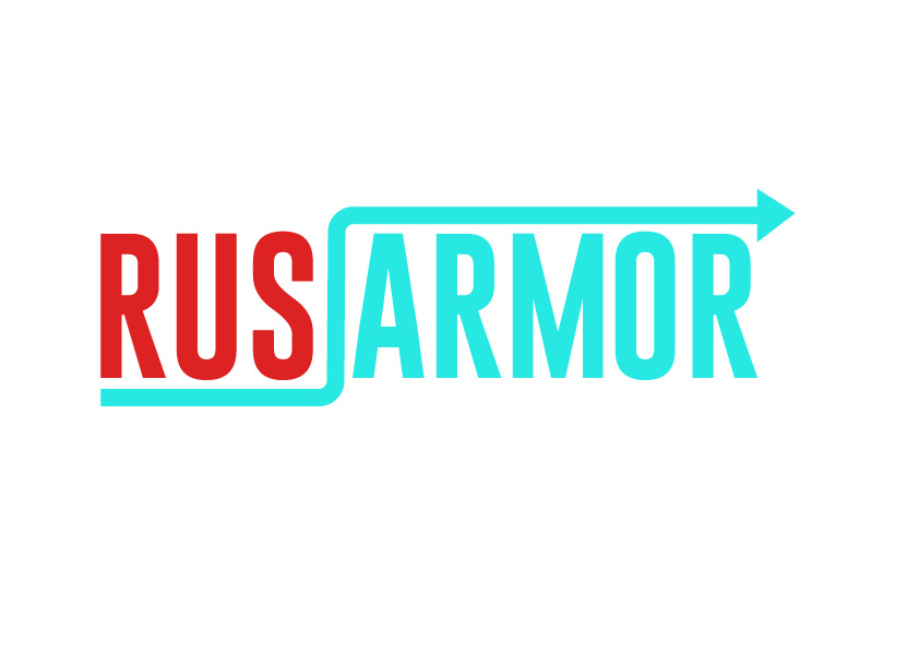 Разработка логотипа технологического стартапа РУСАРМОР фото f_2805a0efc36eb30d.jpg