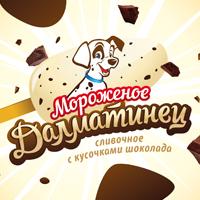 Мороженое «Далматинец»