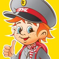 Редизайн детского героя для ТКС