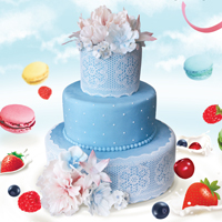Флаер и Каталог «Необыкновенные торты на заказ»