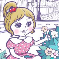 Иллюстрация для шапки сайта школы лепки Петровой Ольги
