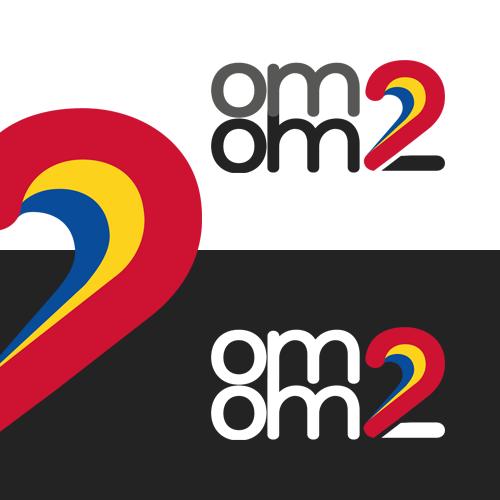 Разработка логотипа для краудфандинговой платформы om2om.md фото f_1215f590d7e4588a.png